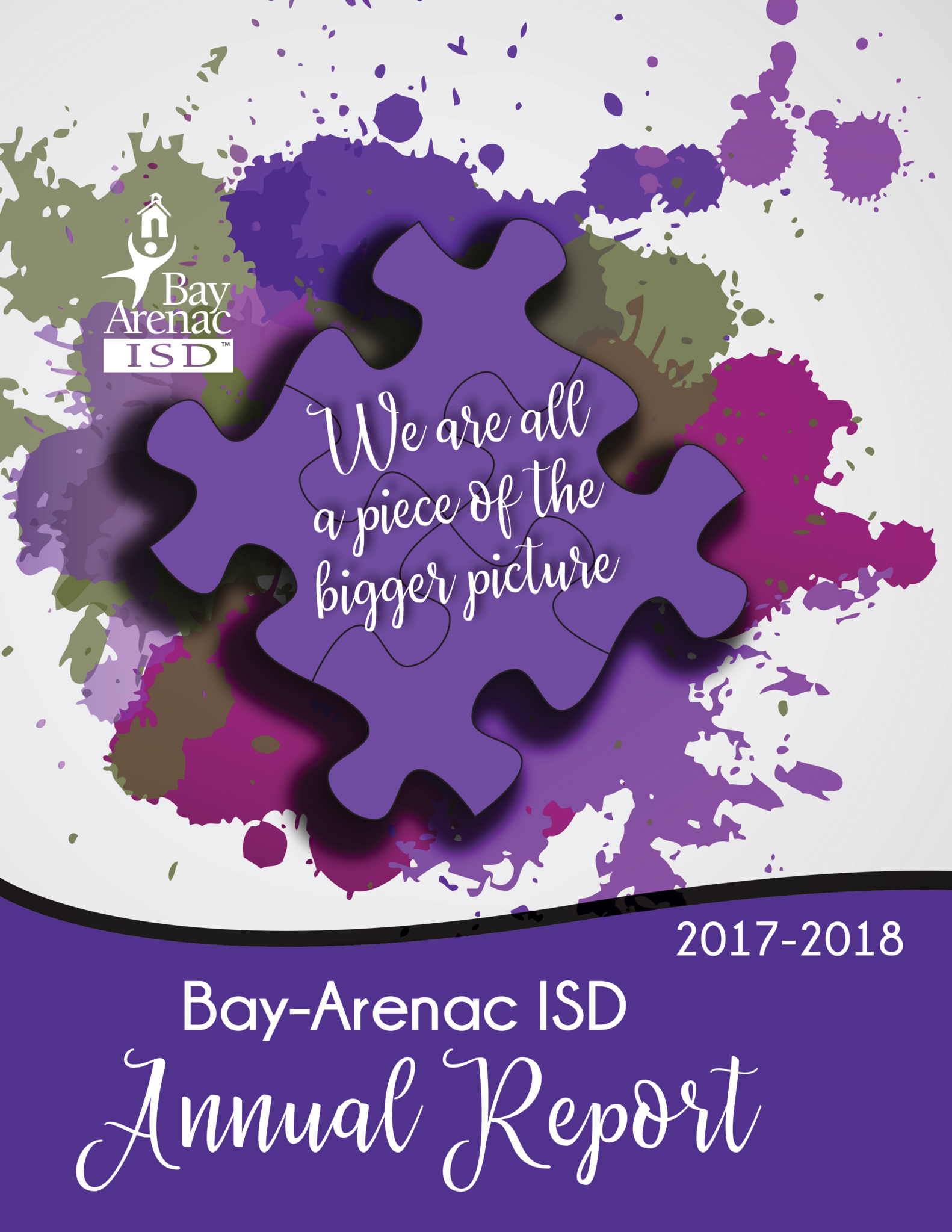 Bay-Arenac ISD 2017-2018 Annual Report cover